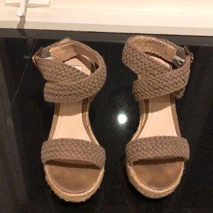 Steve Madden Fantasik Espadrille Sandals